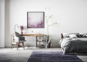 Bộ sưu tập trang trí phòng ngủ đơn giản mà hiện đại
