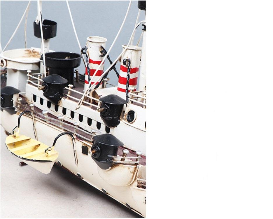 Hình ảnh Mô hình tàu chiến tuần dương Baltimore Hoa kỳ