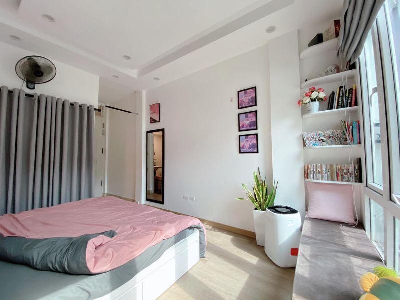 Sử dụng ánh sáng phù hợp trong phòng ngủ
