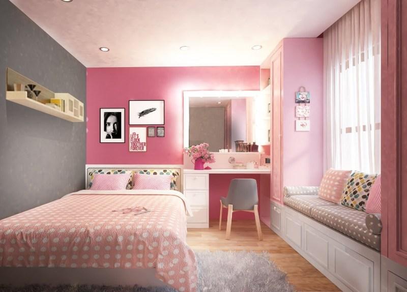 Lựa chọn màu sơn phòng ngủ phù hợp với sở thích và phong thủy