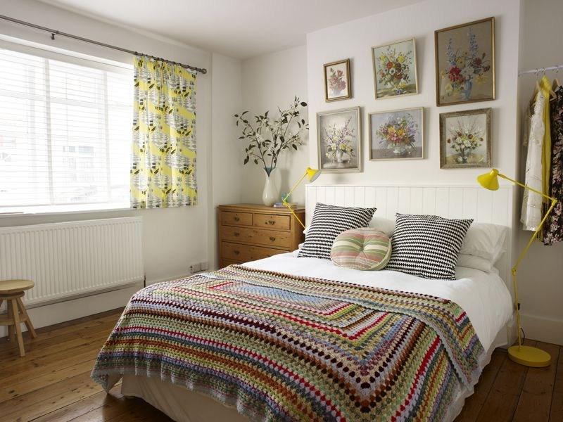 Lựa chọn nội thất phòng ngủ theo phong cách Vintage