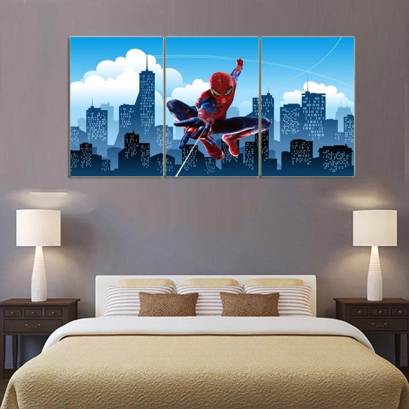 Sử dụng tranh ảnh decor phòng ngủ