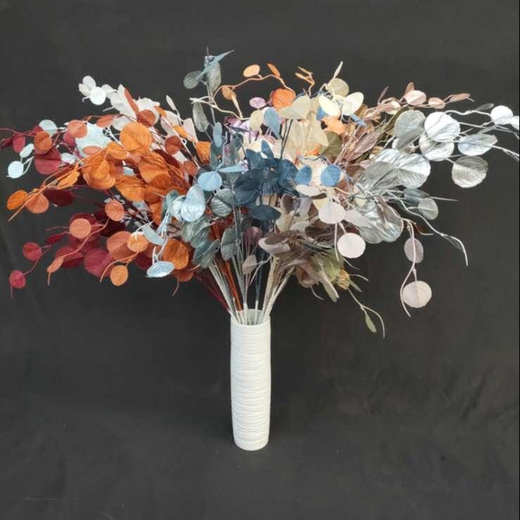 canh hoa mo phong trang tri