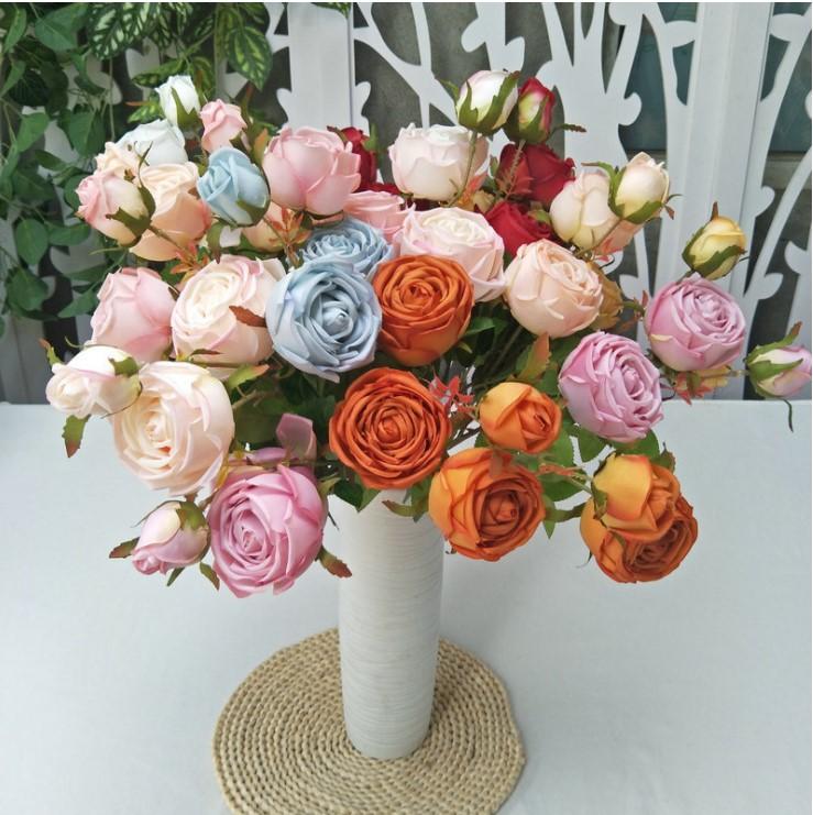 hoa hong mo phong
