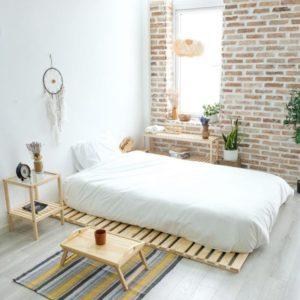 Sử dụng nội thất có thiết kế thấp và đơn giản