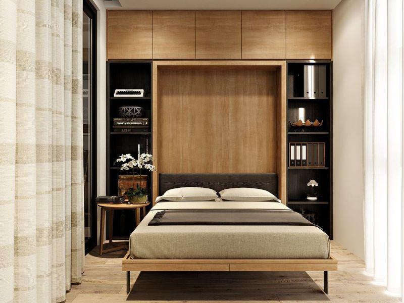 Lựa chọn vị trí thích hợp để đặt giường ngủ